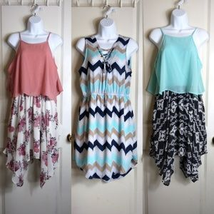 Rue 21 XL Jrs dress bundle